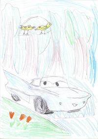 конкурс детского рисунока: 8 лет Москва