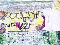 конкурс детского рисунока: 4 года Санкт-Петербург