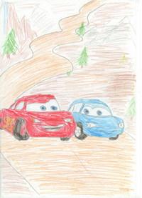 конкурс детского рисунока: 6 лет Тернополь