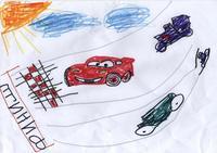 конкурс детского рисунока: 5 лет р.п.Северо-Енисейский