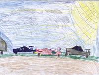 конкурс детского рисунока: 6 лет Санкт-Петербург