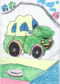 конкурс детского рисунока: 7 лет Москва