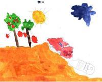 конкурс детского рисунока: 5 лет ст.Кущевская,Краснодарского края