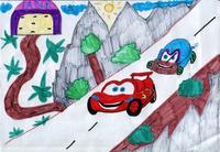 конкурс детского рисунока: 7 лет Гомель