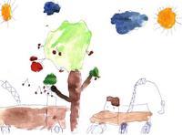 конкурс детского рисунока: 5 лет ст.Кущевская, Краснодарского края