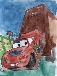 конкурс детского рисунока: 5 лет Северо-Енисейский