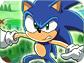 Раскраска Наклз   Раскраски из мультфильма Соник Икс (Sonic X)
